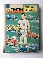 RECUEIL DU JOURNAL DE TINTIN N° 55 (N°726 à 735) - 1962