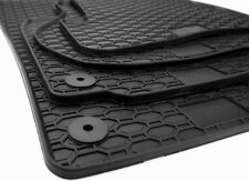 NEU Gummimatten Fußmatten VW Golf 5 6 Original Qualität Tuning Gummi 4x schwarz