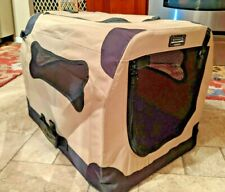 """Petnation Port-A-Crate E2 Firstrax - For Dogs Up to 25 lbs. (24"""" x 16"""" x 16"""")"""