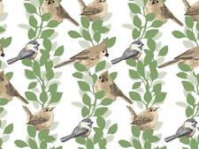 Farmhouse Birds Tissue Paper 240 Sheets 20x30 Green Way Eco Friendly Holiday
