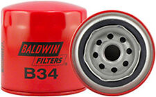 Lot Of 2 Baldwin B34 Engine Oil Filters