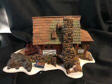 Dept 56 New England Village Semple'S Smokehouse #56580 Retired