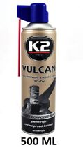 K2 VULCAN Release Spray Corroded Rusted Bolts Nuts Screw Penetrating Oil - 500ml