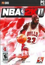NBA 2K11 PC DVD-ROM 2010