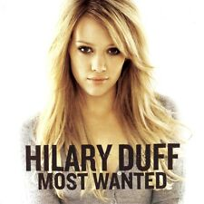 Hilary Duff - Most wanted CD (album nuovo/disco sigillato)