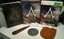Assassin's Creed III - Join or Die Edition collectors items