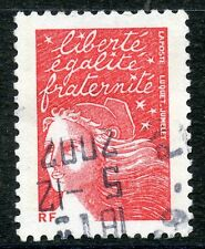STAMP / TIMBRE FRANCE OBLITERE N° 3417 TYPE MARIANNE DE LUQUET