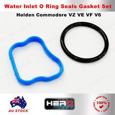 VZ VE VF Commodore Rodeo Captiva V6 Alloytec Water Inlet Gasket Oring Seals