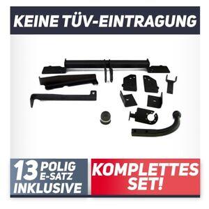 7-pol E-Satz Anhängerkupplung starr Honda Accord Kombi 2003//2008