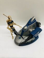 Star Wars CW Clone Wars Armored Scout Tank & Battle Droid Hasbro 3,75'' 1 Piece