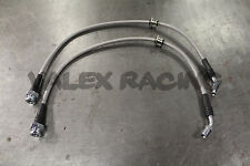 Front Conversion Brake Lines for 240Sx S13 S14 with 300Zx Z32 Calipers