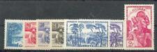 GUINEE 1943 Yvert 178-184 ** (F0591