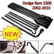 For 2002-2015 Dodge Ram 1500 Oem Spare Tire Lug Wrench Tool Replacement Jack Usa