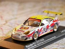 MINICHAMPS PORSCHE 911 GT3 RSR 24HR LE MANS 2004 1/43 ART.400046990 NEW DIE-CAST