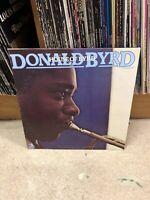 "DONALD BYRD -""House Of Byrd"" - Prestige (P-24066) - JAZZ VINYL LP"