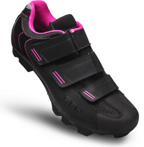 FLR F-55.III Womens MTB / Spinning SPD Cycling Shoes