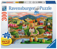 300pieces Ravensburger Fairy Tale Villa Puzzle Kid's Educational Puzzle Toy Gift