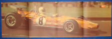 EXC.POSTER AUTOSPRINT ANNI 70: Mc LAREN-FORD M14-A2