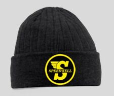 Speedwell Vintage Logo Thinsulate Beanie (Classic Mini Cooper VW Camper Beetle)
