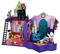 BRAND NEW MONSTER HIGH - HIGH SCHOOL PLAYSET
