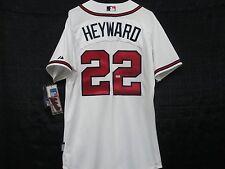 Jason Heyward Signed Atlanta Braves Majestic MLB Authentic Jersey MLB Hologram