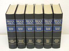 Brockhaus - Wissenswelten, 6 Bände = komplett,  Ausgabe 2010