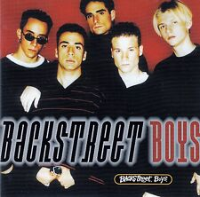 BACKSTREET BOYS : BACKSTREET BOYS / CD - TOP-ZUSTAND