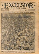 Austro-Hungarian Prisoners of War Carso Front Gorizia Victory Italia WWI 1916