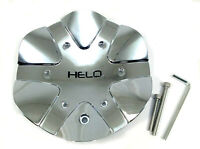Helo Chrome Wheel Center Hub Cap 5/6Lug HE891