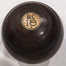 R G Lawrie Glasgow Number 3 Bias Bocce / Lawn Bowling Ball