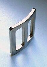 5 x Metall Schieber 20mm pass.für Metall Klickverschluss