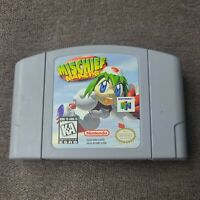 Mischief Makers (Nintendo 64, 1997) N64 Authentic Game