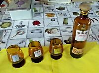 Ancien service cognac courvoisier, tosta martel vintage rétro art de la table