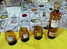 Ancien service cognac courvoisier, tosta martel vintage rétro