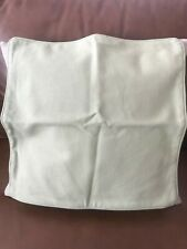 """Pottery Barn Green Pillow Covers 18"""", Set of 4 - Pre-owned and NEW"""