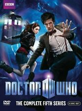 New listing Doctor Who: The Complete Fifth Series