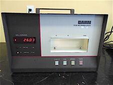 Cahn C-30 Microbalance Laboratory Digital Scale Model 10930-01F- SR386