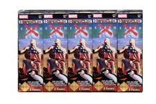 Heroclix EARTH-X Sealed BOOSTER BRICK (10 BOOSTERS)