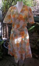 Mod/GoGo Polyester Casual Original Vintage Dresses for Women