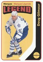 2014-15 O-Pee-Chee Hockey Retro #576 Doug Gilmour Toronto Maple Leafs