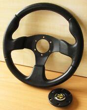 Sports Steering Wheel Toyota Corrola Cressida Crown DYNA GT86 Hi-Ace Hi-Lux IQ