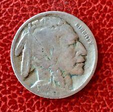Etats-Unis - U.S.A. -   Rare  monnaie de  5 Cents  1918 D