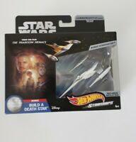 Hot Wheels Star Wars Commemorative Series Naboo Starfighter