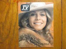 Feb 15, 1976 Chicago Tribune TV Maga(LINDSAY WAGNER/THE BIONIC WOMAN/DICK SCHAAL