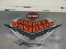"HARLEY DAVIDSON VINTAGE SM B&S RACING CHECKERS DECAL 4.25"" X 2.75"" (INSIDE) NEW"