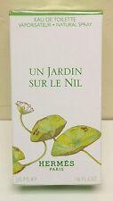 Un Jardin Sur Le Nil by Hermes EDT Spray 1.6 oz * NEW & SEALED *