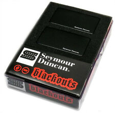 Seymour Duncan Blackouts AHB-1s Humbucker Pickup Set 11106-32-B NEW