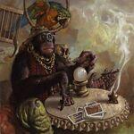 Monkey Magic MTG