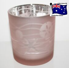 YANKEE CANDLE ~ PINK FLICKERING SHELL (BEACH) ~ Votive or Tealight HOLDER