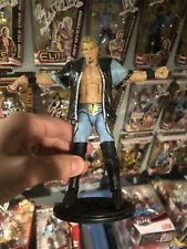 WWE Mattel Loose Elite Ringside Exclusive Chris Jericho Complete with Stand!